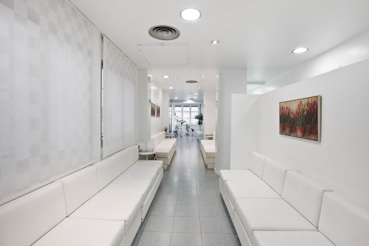 Instalaciones Clínica Dental COC Zaragoza. Centro Odontológico Canfranc