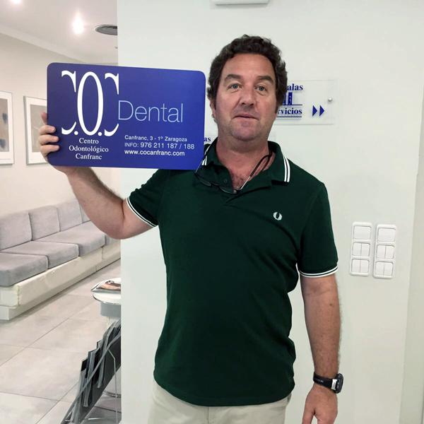 Centro Odontológico Canfranc. Ramón Olaso. Yo soy COC