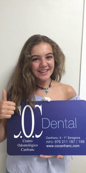 Centro Odontológico Canfranc. Clínica Dental en Zaragoza. Yo soy COC